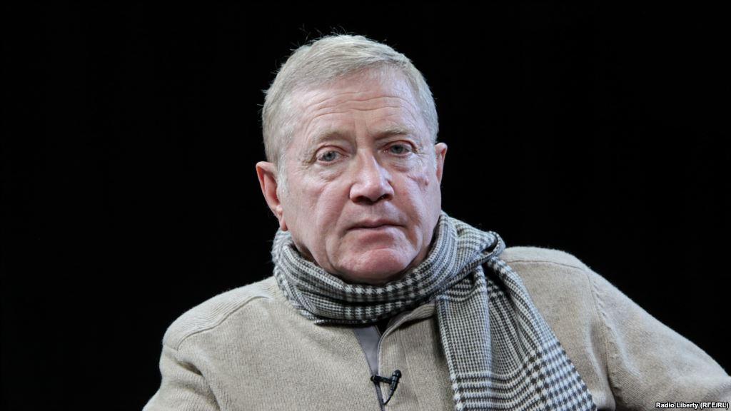 Валерий Семененко. Фото: RFE/RL