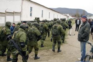 InformNapalm знайшов нові докази захоплення Криму російськими військовими