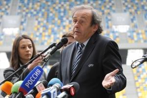 У Франції затримали експрезидента УЄФА Платіні