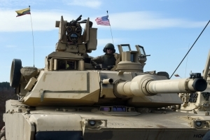 Штати перекинули до Литви танки Abrams