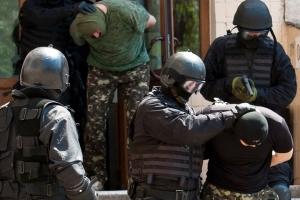 Шестерых информаторов террористов будут судить в Донецкой области