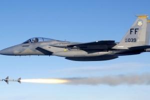 Винищувачі США почали патрулювання повітряного простору Болгарії