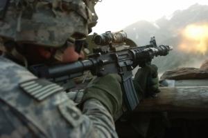 В Афганистане убили двух американских военных