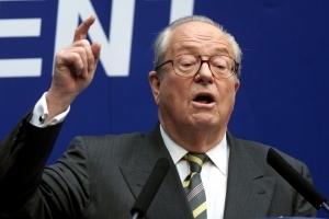 Батька Марін Ле Пен звинуватили у розтраті коштів ЄС