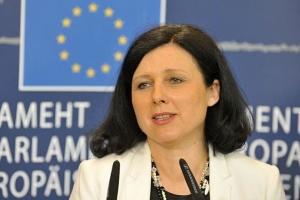 Вице-президент Еврокомиссии обсудила в Польше реформу судоустройства