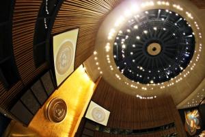 Совбез ООН завершился совместным заявлением Германии и Франции
