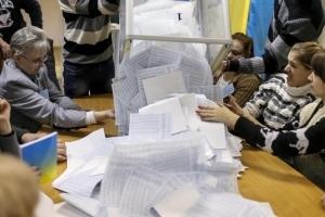 ЦВК опрацювала 50% протоколів: до Ради проходять п'ять партій
