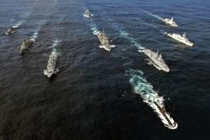 Оружейное эмбарго для Ливии: ЕС начинает военную операцию в Средиземном море