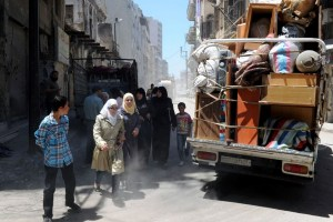 Майже 312 тисяч сирійських біженців повернулися додому