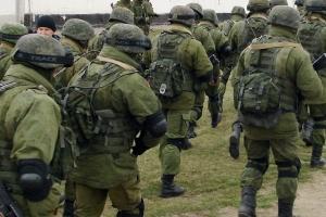 Розвідка повідомляє про понад 35 тисяч російських окупаційних військ на Донбасі