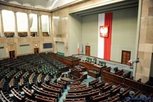 Сейм Польщі антикризовим законом вніс поправки до виборчого кодексу