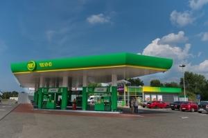 На заправках ОККО и WOG возобновили реализацию премиального топлива