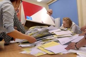 """Вибори у Польщі: партія Качинського лідирує, """"Громадянська платформа"""" - друга"""