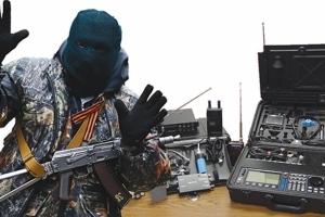На Черниговщине разоблачили преступника, который глушил мобильную связь