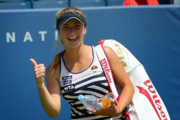 Svitolina est arrivée à la 5ème place du classement WTA