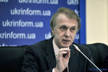 """乌克兰前外长称俄外长拉夫罗夫关于""""尊重乌克兰完整""""的声明纯属骗局"""