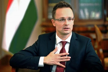 Hungarian foreign minister to visit Kyiv on February 7