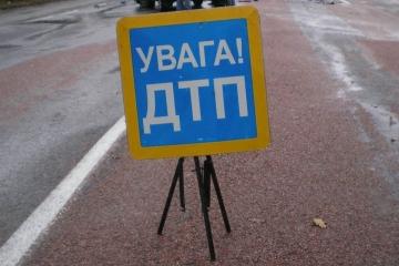 На Київщині у ДТП загинули п'ятеро осіб