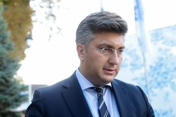 Kroatien will Zusammenarbeit mit Ukraine ausbauen