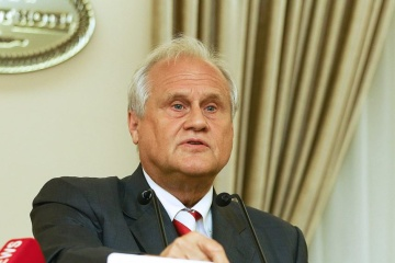 OSCE Special Representative Martin Sajdik calls for end to hostilities in eastern Ukraine