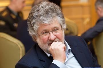 Kolomojskyj spricht sich für Abwendung vom Westen aus – The New York Times