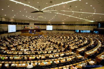 """Comunistas del Parlamento Europeo quieren audiencias sobre el """"movimiento neofascista"""" en Ucrania"""
