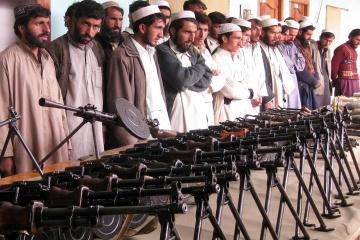 Талібан спростував відновлення переговорів зі США