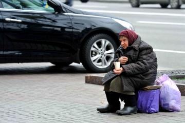 Vice Speaker: More than 19 million Ukrainians live below poverty line