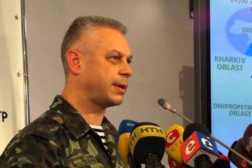 Lysenko berichtet über Verluste der Terroristen