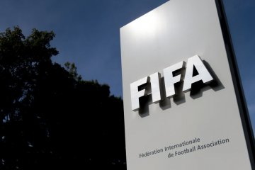 Ukraine's national team ranks 35th in updated FIFA rating