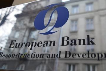 Ucrania es la segunda economía más grande para el BERD en términos de inversiones en 2019