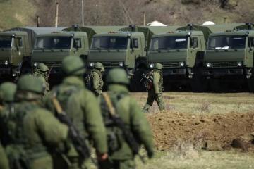 USA fordern Kreml erneut auf, Aggression gegen Ukraine einzustellen