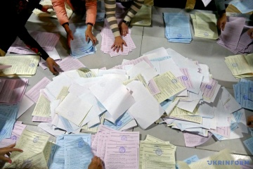 CEC processes over 85% of electronic voting protocols