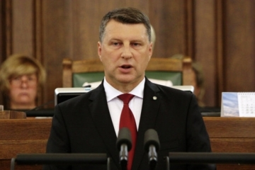 Ukraine needs to continue path of systemic transformation – Latvian president