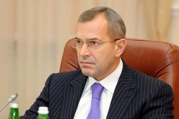 Andrij Klujew als Kandidat für Parlamentswahl registriert