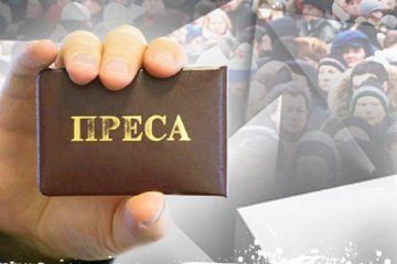 Un journaliste battu à Kherson