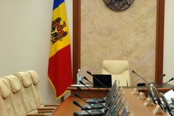 Нову структуру молдавського уряду презентують найближчими днями