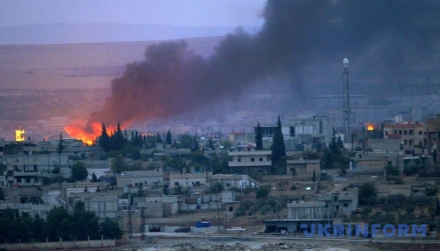 Коалиция нанесла 30 авиаударов по ИГИЛ в Сирии и Ираке