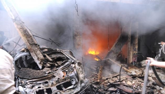 Москва звинувачує Ізраїль в ракетному ударі по авіабазі в Сирії