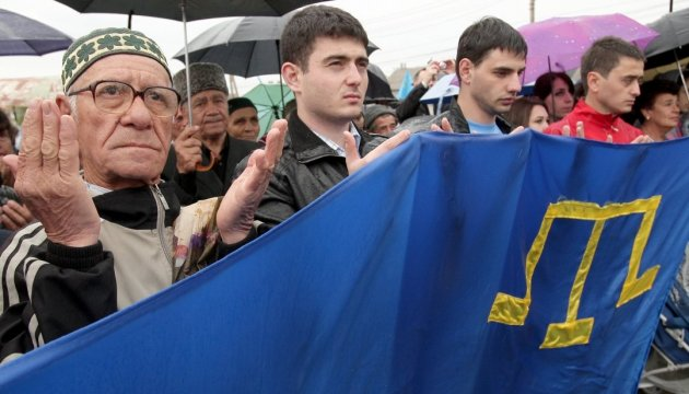 Russian Justice Ministry bans Mejlis of Crimean Tatar people