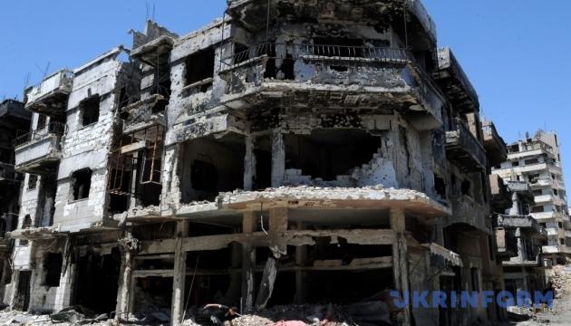 В Алеппо російська авіація вбила 12 школярів