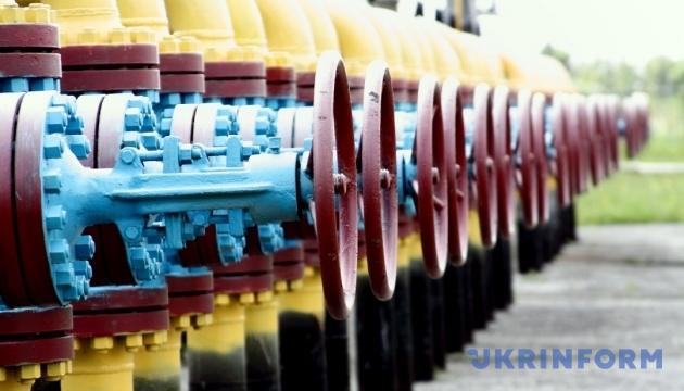 经乌克兰天然气运输系统向欧洲的输气量增长23%