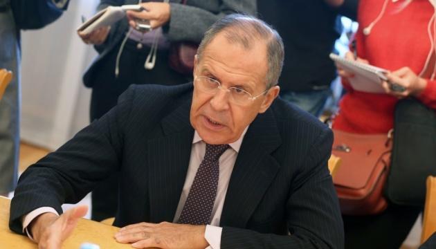 Лавров заявив, що агресію РФ в Україні спровокувало НАТО