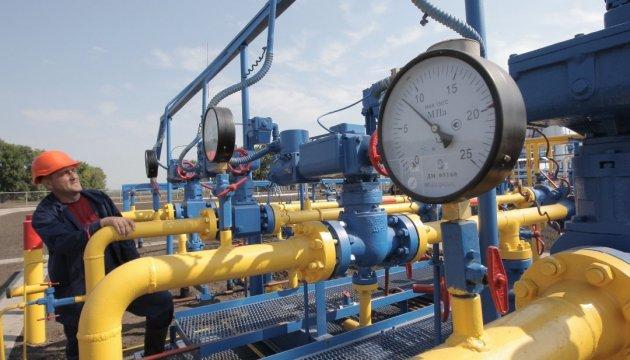 一年内乌克兰天然气消费量减少4%