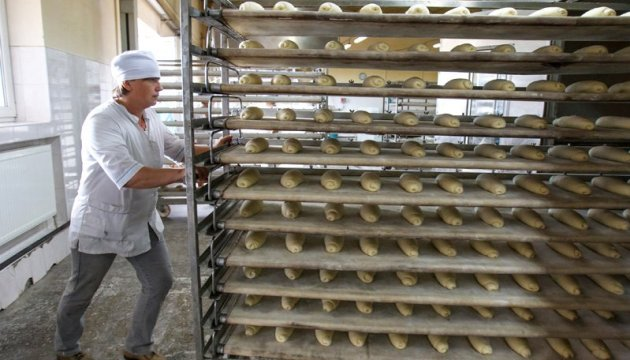 Number of bread baking companies growing in Ukraine