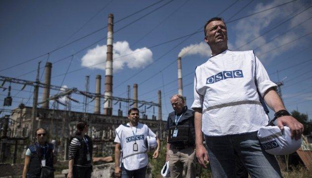 OSCE : Le nombre de cas d'utilisation d'armes interdites dans l'est de l'Ukraine a été multiplié par neuf