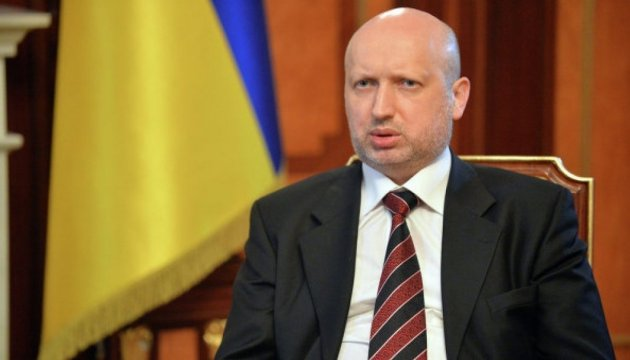 Turchynov: Russian military testing new weapons and drones amid provocations in Donbas