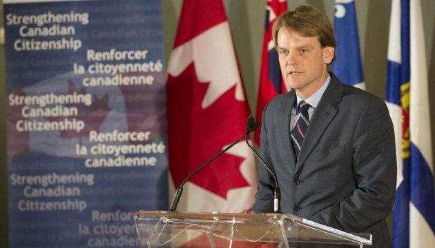 Le Canada pourrait jouer un rôle principal dans la promotion de l'adhésion de l'Ukraine à l'OTAN