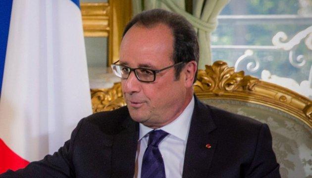 За терактами у Парижі стоїть ІДІЛ - Олланд