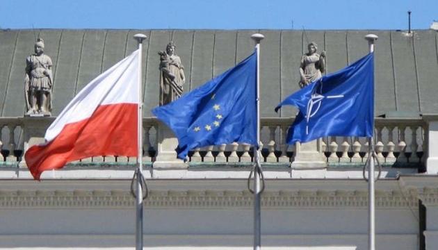 Польша усиленно готовится к саммиту НАТО и приезду Папы Римского